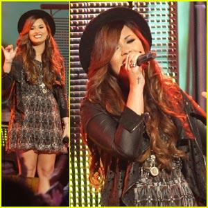 Demi Lovato: Extreme Makeover Musician
