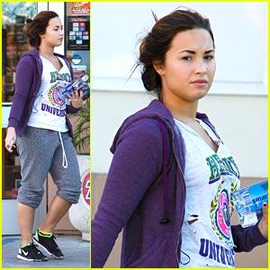 Demi Lovato: Smart Water Woman