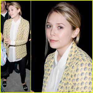 Elizabeth Olsen: 'I Want to Play Ophelia in Hamlet'