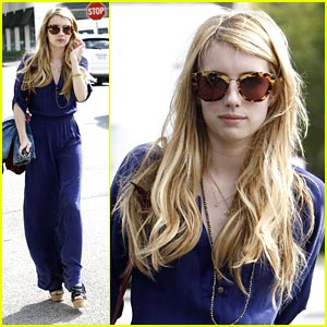 Emma Roberts: Don't Rule Out Design