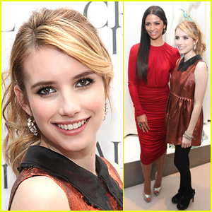 Emma Roberts: Brazilian Style Beauty