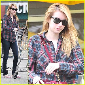 Emma Roberts: 'I'm Really Good With Casual'