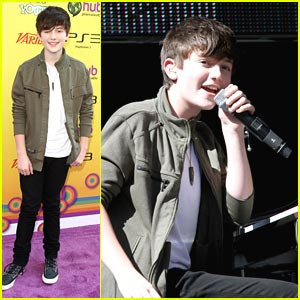 Greyson Chance: Power of Youth 2011 Performer!