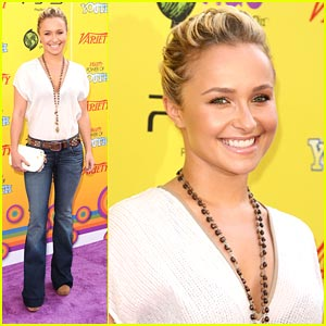 Hayden Panettiere: Power of Youth 2011