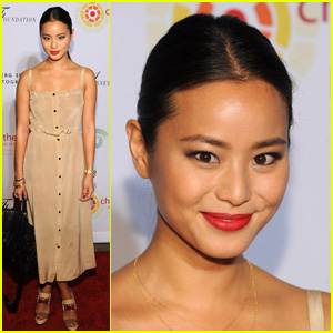 Jamie Chung: 'Reach' Benefit Beauty