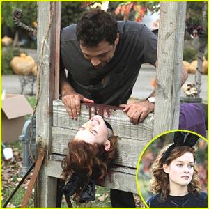 Jane Levy: Halloween in 'Suburgatory'