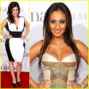 Francia Raisa &#038; Janelle Ortiz: Latina 15th!