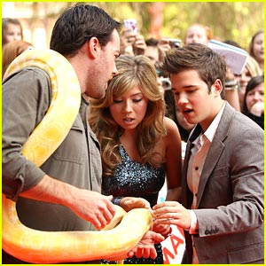 Jennette McCurdy & Nathan Kress: Aussie KCAs 2011!