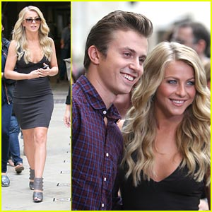 Julianne Hough: The Grove Gets 'Footloose'