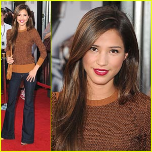 Kelsey Chow: 'Real Steel' Premiere with Ryan Ochoa