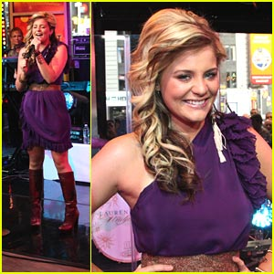 Lauren Alaina: Good Morning, America!