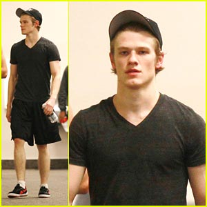 Lucas Till Gets An Unwanted 'Crush'