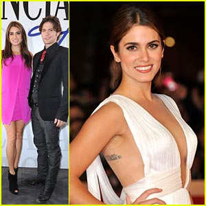 Nikki Reed: Rome Film Festival with Jackson Rathbone