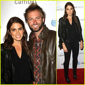 Nikki Reed & Paul McDonald 'Aim High'