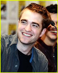 Robert Pattinson Eyes 'American Idiot'