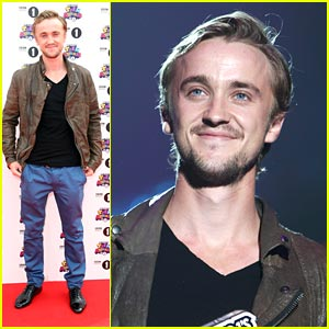 Tom Felton: BBC Teen Awards 2011