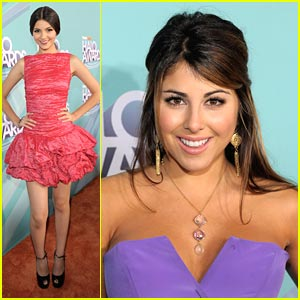 Victoria Justice & Daniella Monet: HALO Award Hotties!