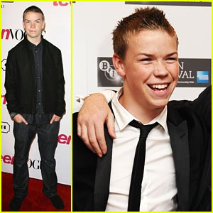 Will Poulter: 'Wild Bill' at BFI!