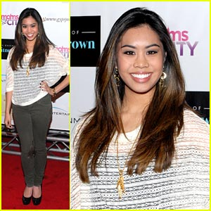 Ashley Argota: 'The Greening of Whitney Brown' Beauty