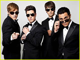 Big Time Rush are Bringing Back The Beatles