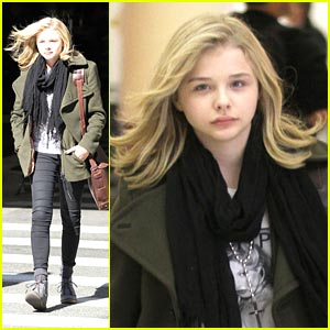 Chloe Moretz: Hollywood Style Awards Honoree!