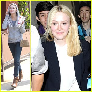 Dakota Fanning: 'It's Exciting Being A Wife'
