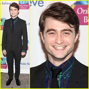 Daniel Radcliffe Makes Believe on Broadway