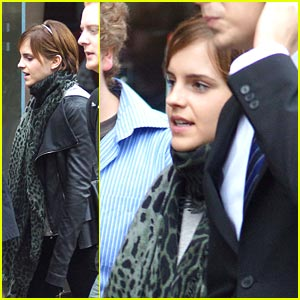 Emma Watson: Johnny Depp Q&A at Oxford