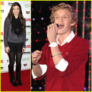 Cody Simpson & Hailee Steinfeld: Hollywood Christmas Concert!