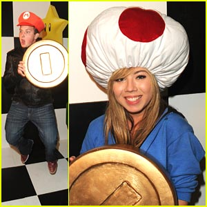 Jennette McCurdy & Noah Munck: Super Mario 3D Launch!