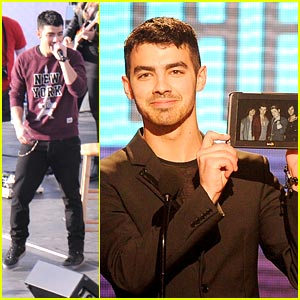 Joe Jonas: American Music Awards 2011