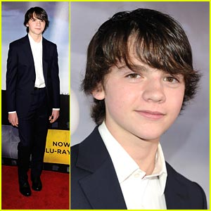 Joel Courtney: 'Super 8' DVD Release Party