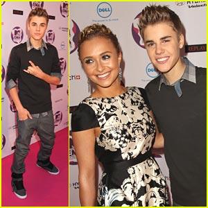 Justin Bieber -- MTV EMAs 2011
