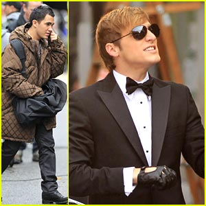 Kendall Schmidt Goes 'Bond' For Big Time Movie