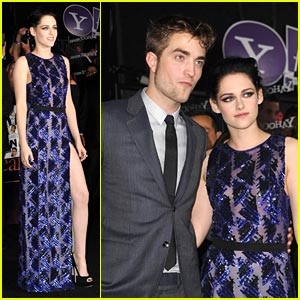 Kristen Stewart & Robert Pattinson: 'Breaking Dawn' Duo!