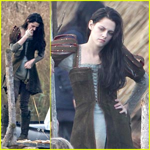 Kristen Stewart: 'Snow White & The Huntsman' Teaser Trailer!
