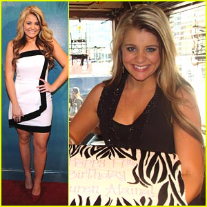 Lauren Alaina: Birthday at the BMI Country Awards!