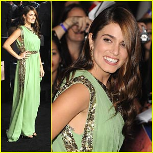 Nikki Reed: 'Breaking Dawn' Beauty