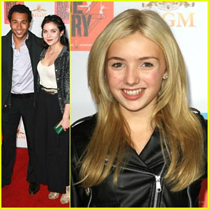 Corbin Bleu & Peyton List: West Side Story 50th Anniversary!