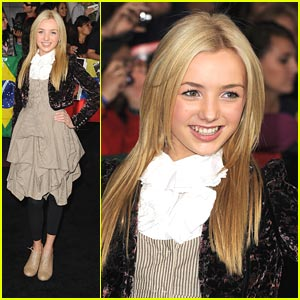 Peyton List: 'Breaking Dawn' Beautiful