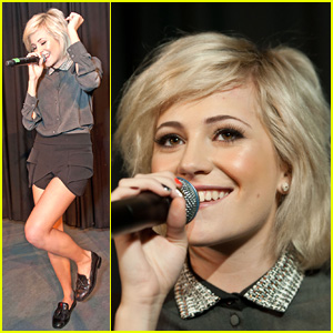 Pixie Lott: Hillhead High School Surprise!