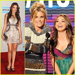 Sarah Hyland: American Music Awards 2011