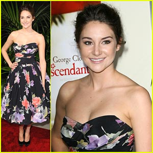 Happy 20th Birthday, Shailene Woodley!