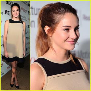 Shailene Woodley: 'I Was A Sponge Next To George Clooney'