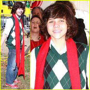 Zack Montana: Thanksgiving Day Parade!
