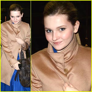 Abigail Breslin: George Stroumboulopoulos Tonight!