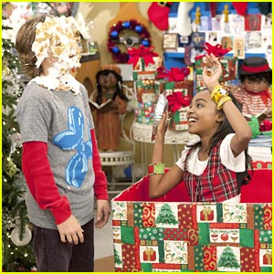 China Anne McClain is Santa's Little Helper