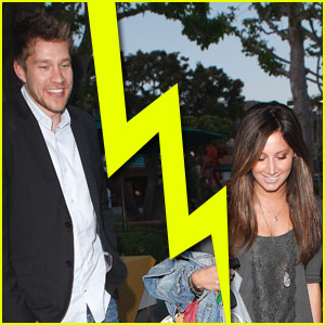 Ashley Tisdale &#038; Scott Speer Split