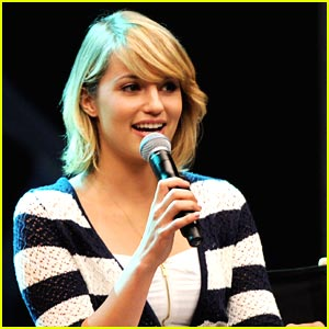 Dianna Agron: 'Never Can Say Goodbye' -- First Listen!