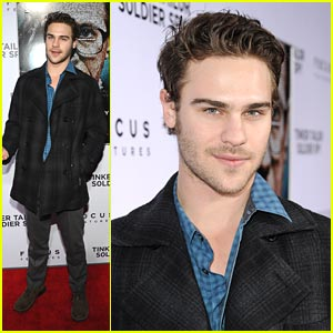 Grey Damon: 'Different Kind of Power' in Secret Circle